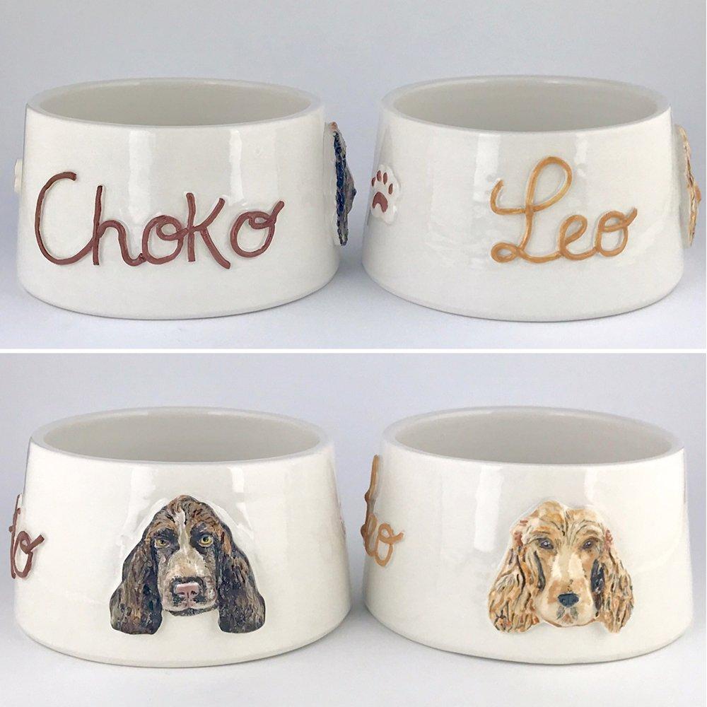 ciotole in ceramica personalizzate