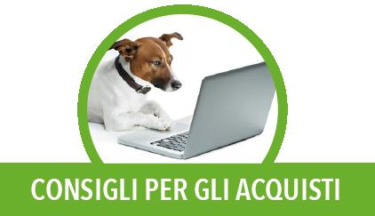 consigli per gli acquisti per il tuo cane
